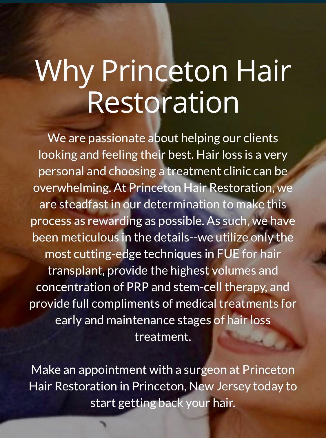 One Oak Medical-Princeton Hair Restoration image 1