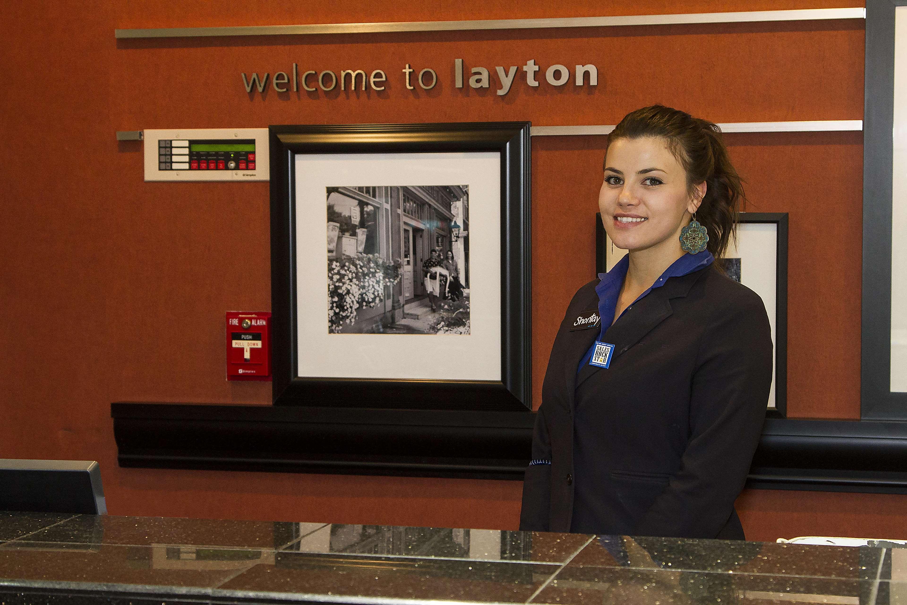 Hampton Inn Salt Lake City/Layton image 7