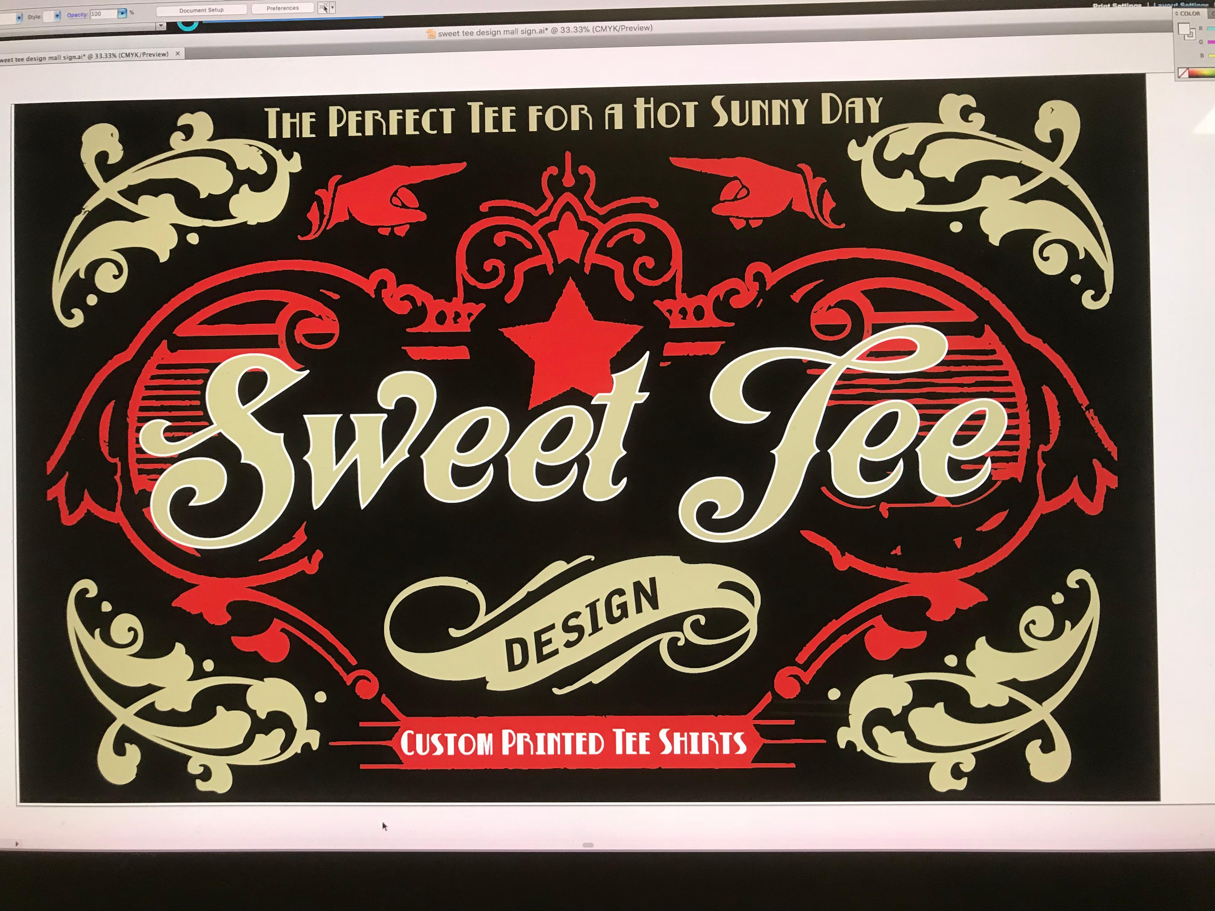 Sweet Tee Design image 5
