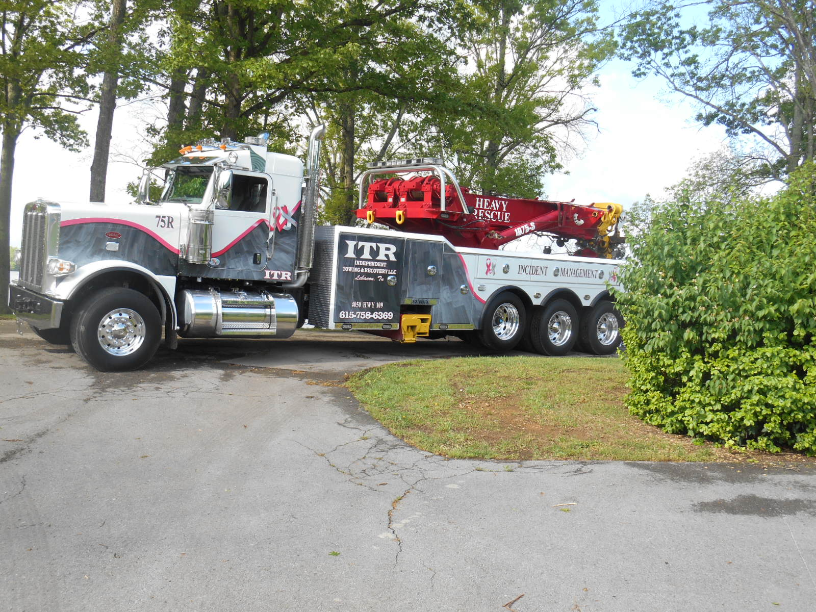 Independent Towing and Recovery LLC image 3