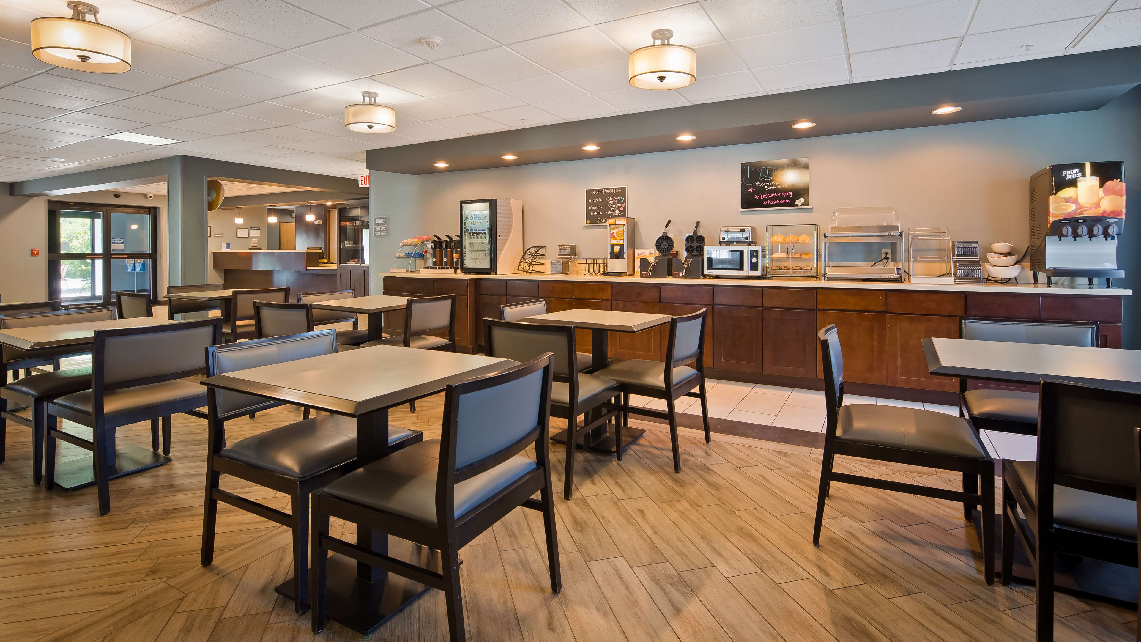 Best Western Plus Coldwater Hotel image 26