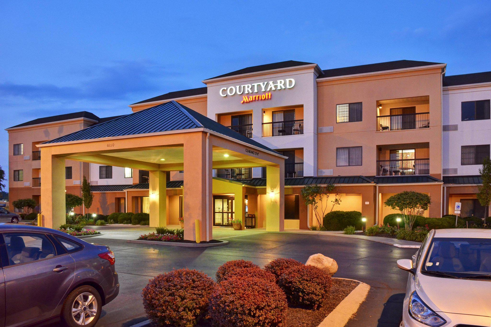 Courtyard by Marriott Indianapolis South