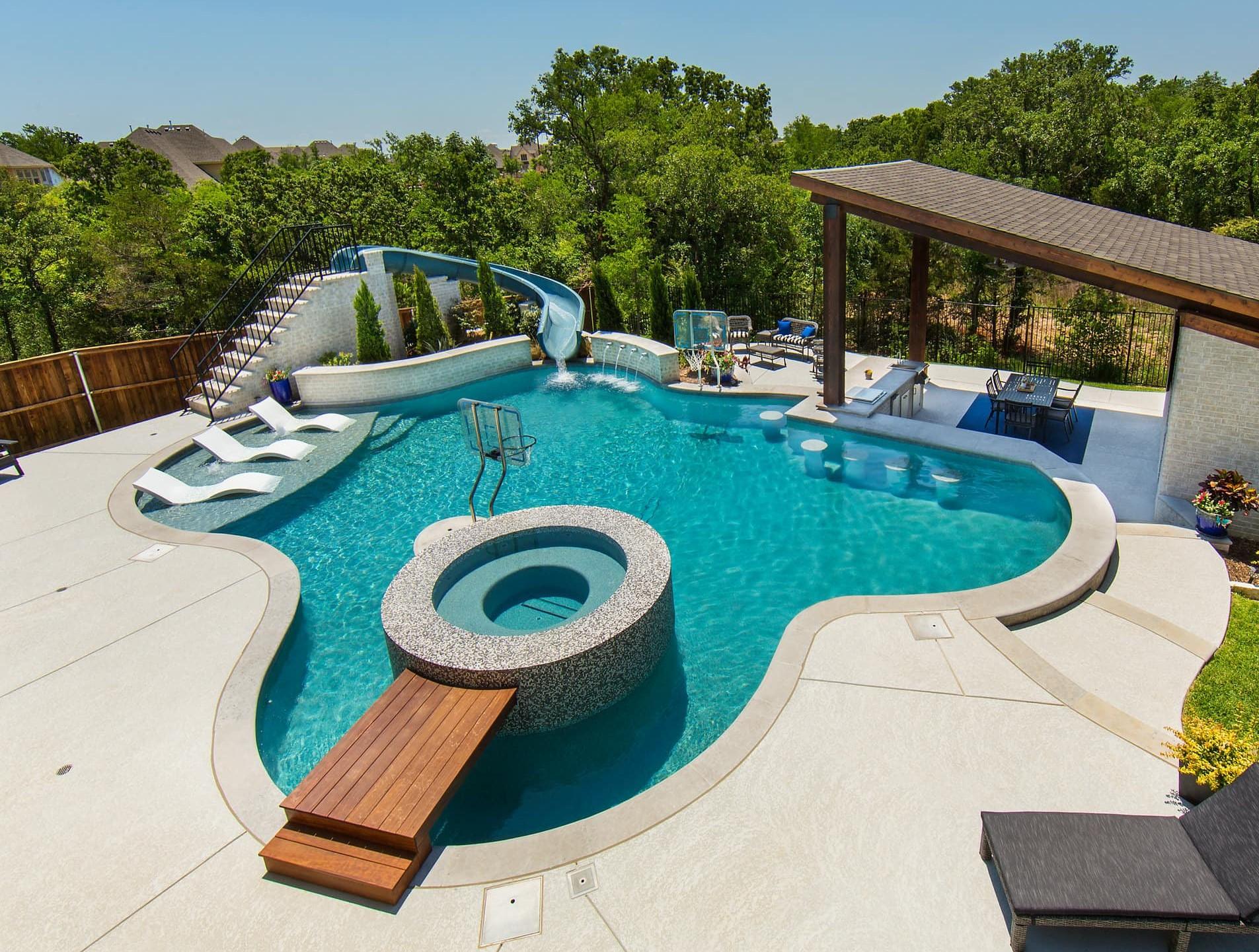 Texas Trophy Pools image 2