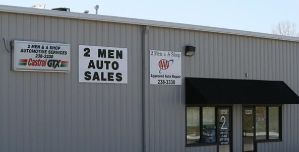 2 Men And A Shop image 0