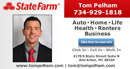 Tom Pelham - State Farm Insurance Agent image 0