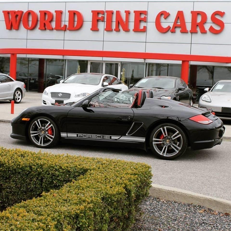 World Fine Cars, Etobicoke ON