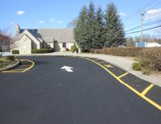 Commercial Asphalt Paving | Meadowbrook Parking Area Contractors image 11