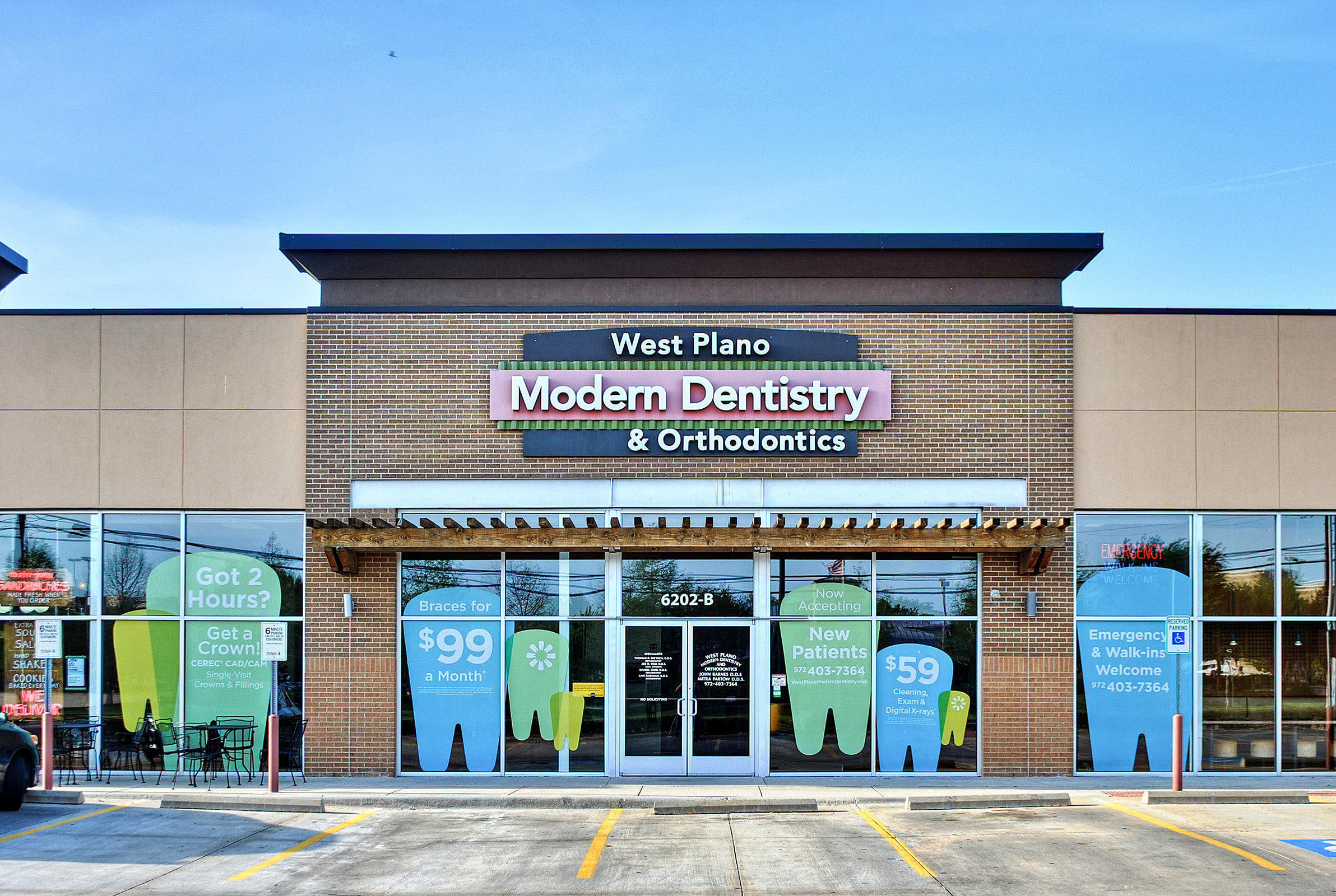 West Plano Modern Dentistry and Orthodontics image 0