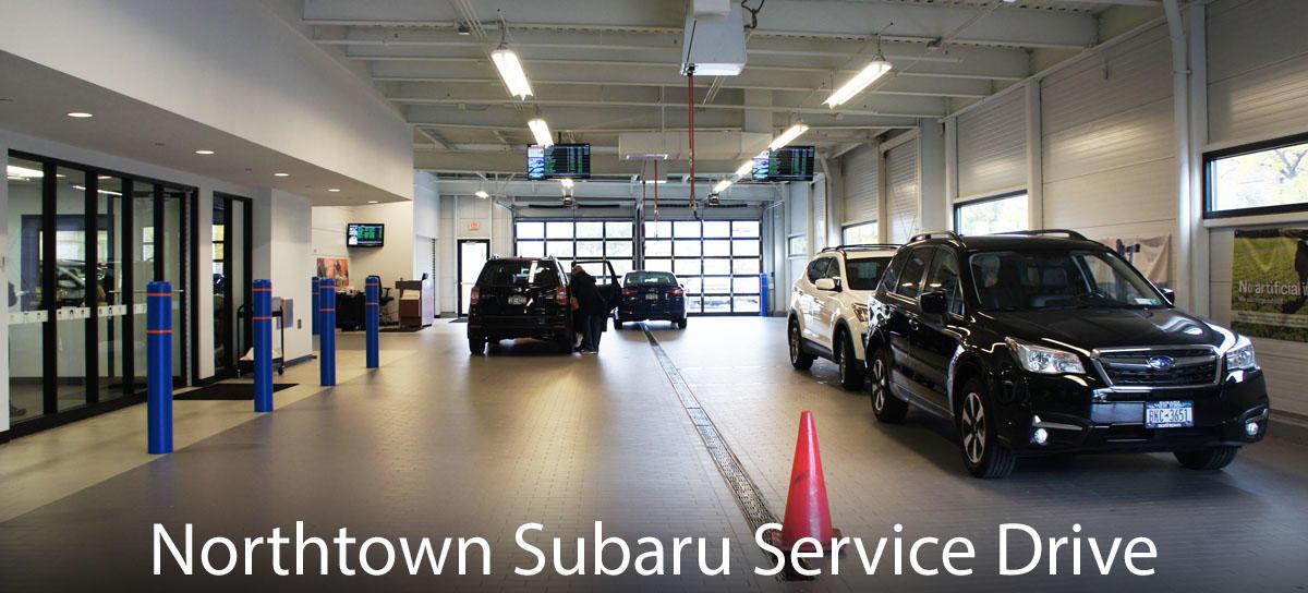 Northtown Subaru image 1