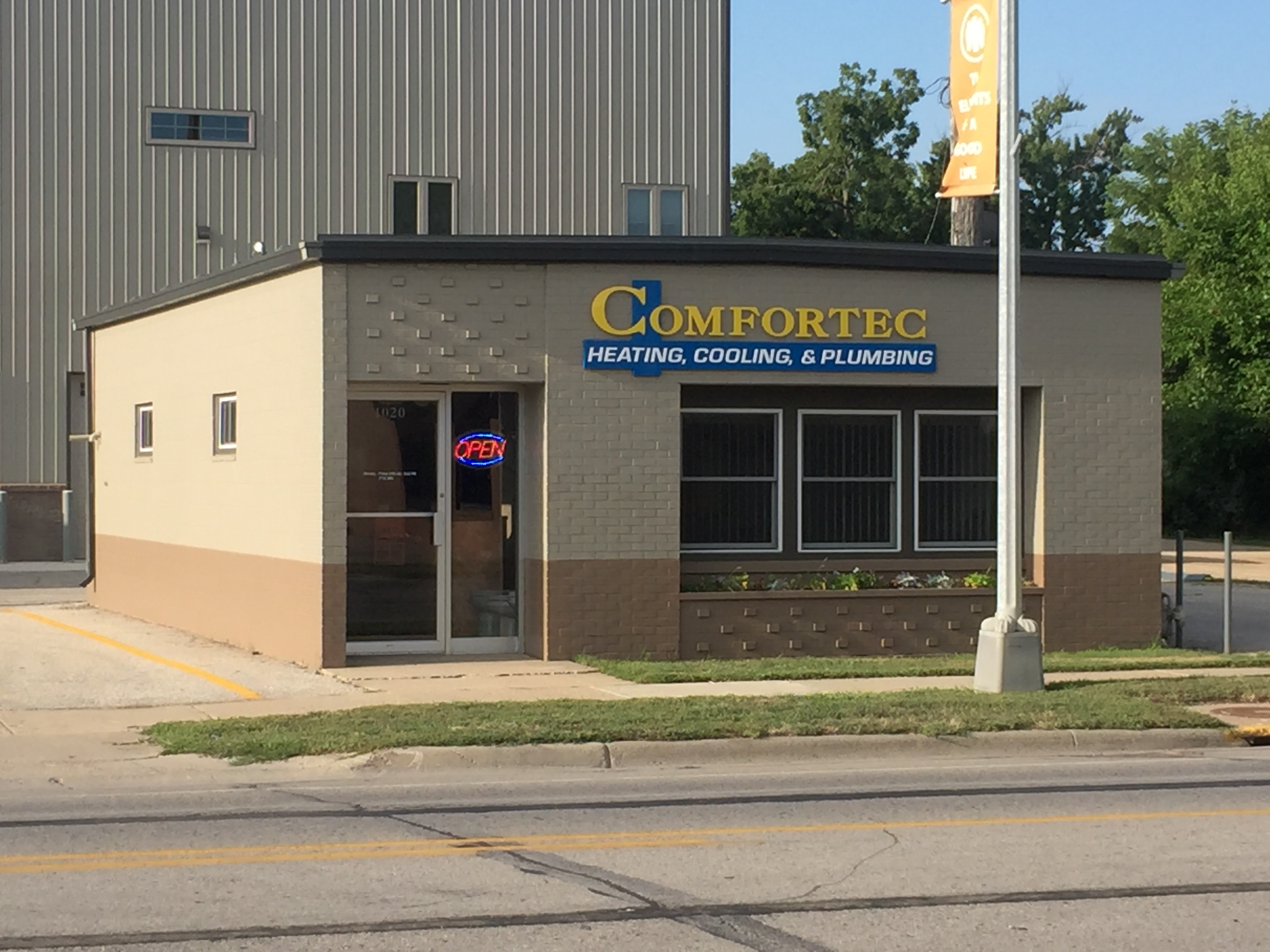 Comfortec Heating, Cooling & Plumbing, Inc. image 0