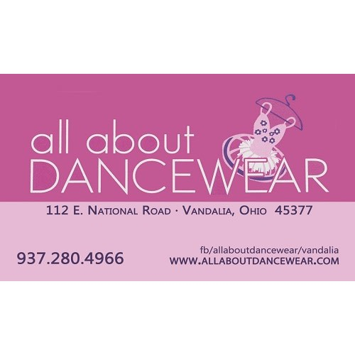 all about DANCEWEAR