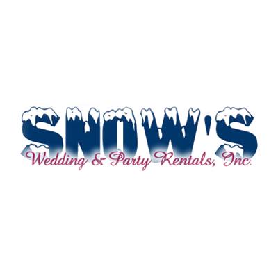 Snow's Wedding & Party Rentals image 0