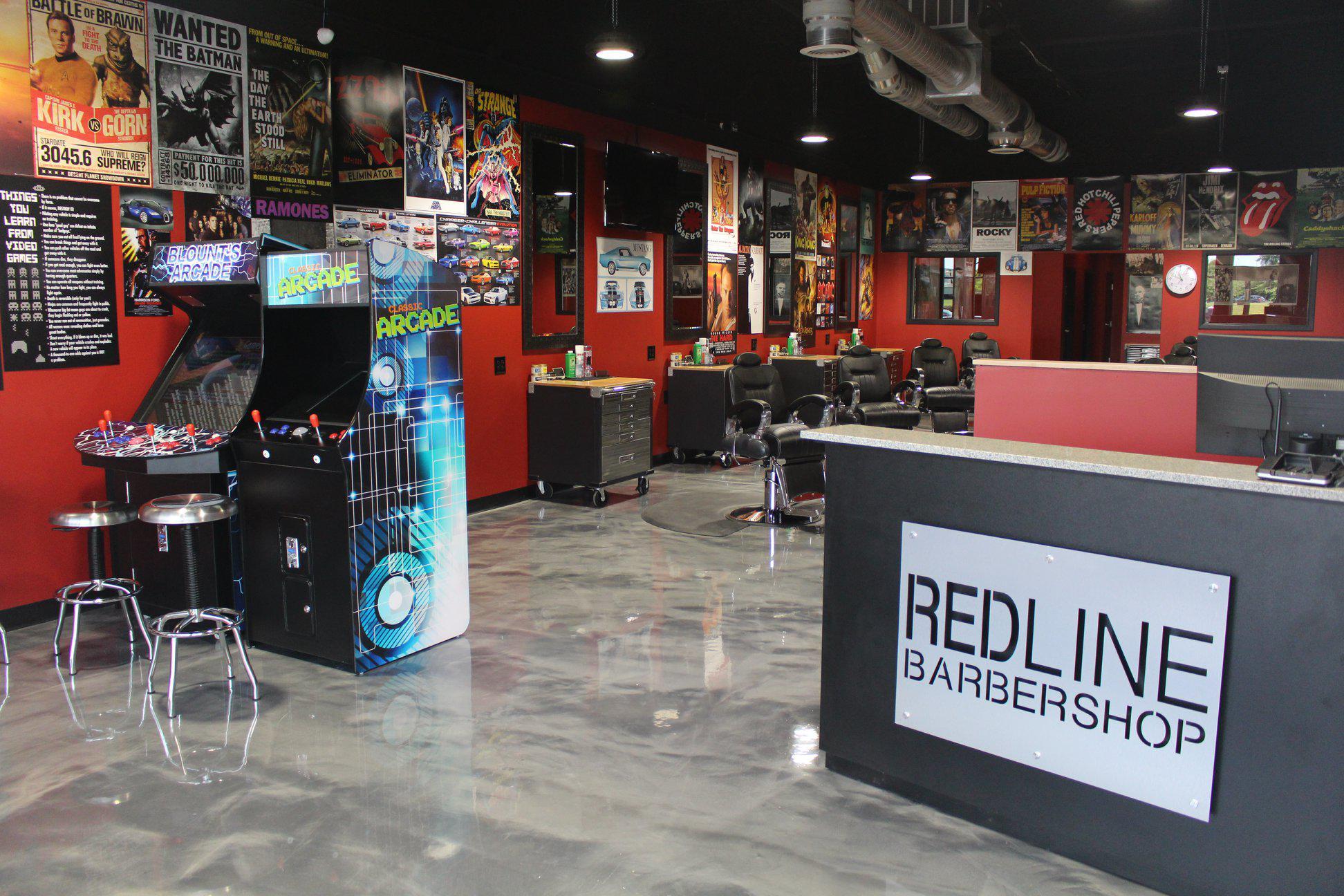 Redline Barbershop image 0