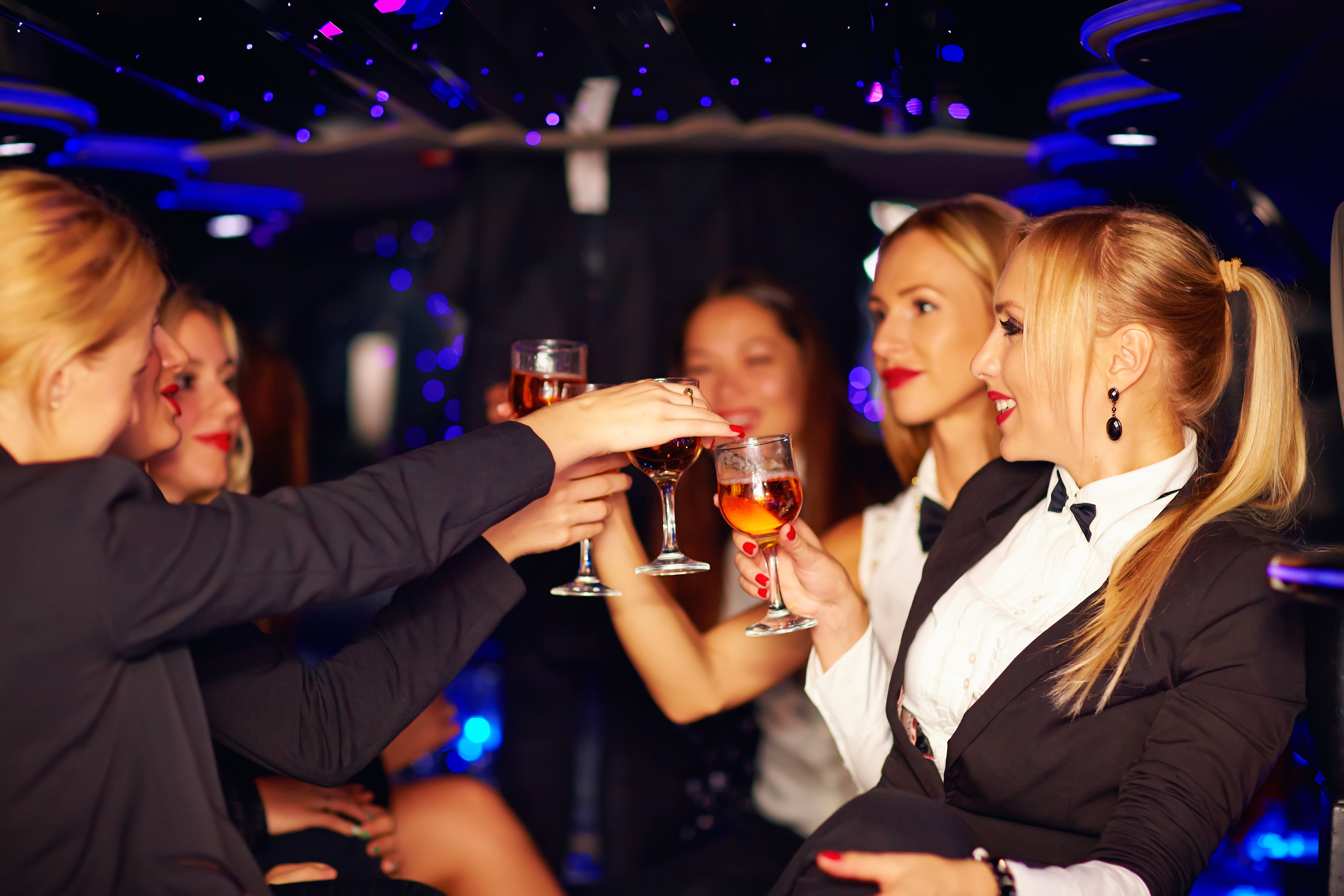 South Sound Limo Services - ad image