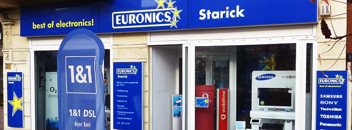 EURONICS Starick, Alt-Friedrichsfelde 89 in Berlin
