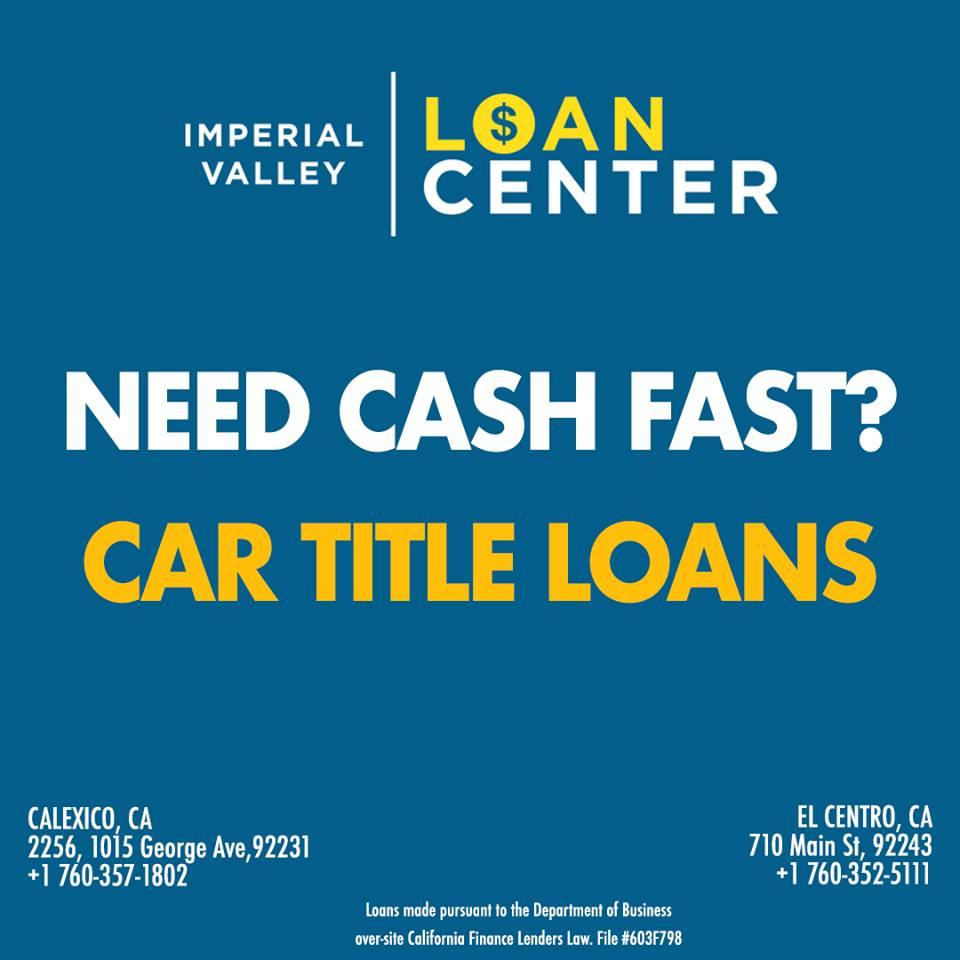 Imperial Valley Auto Loans image 0