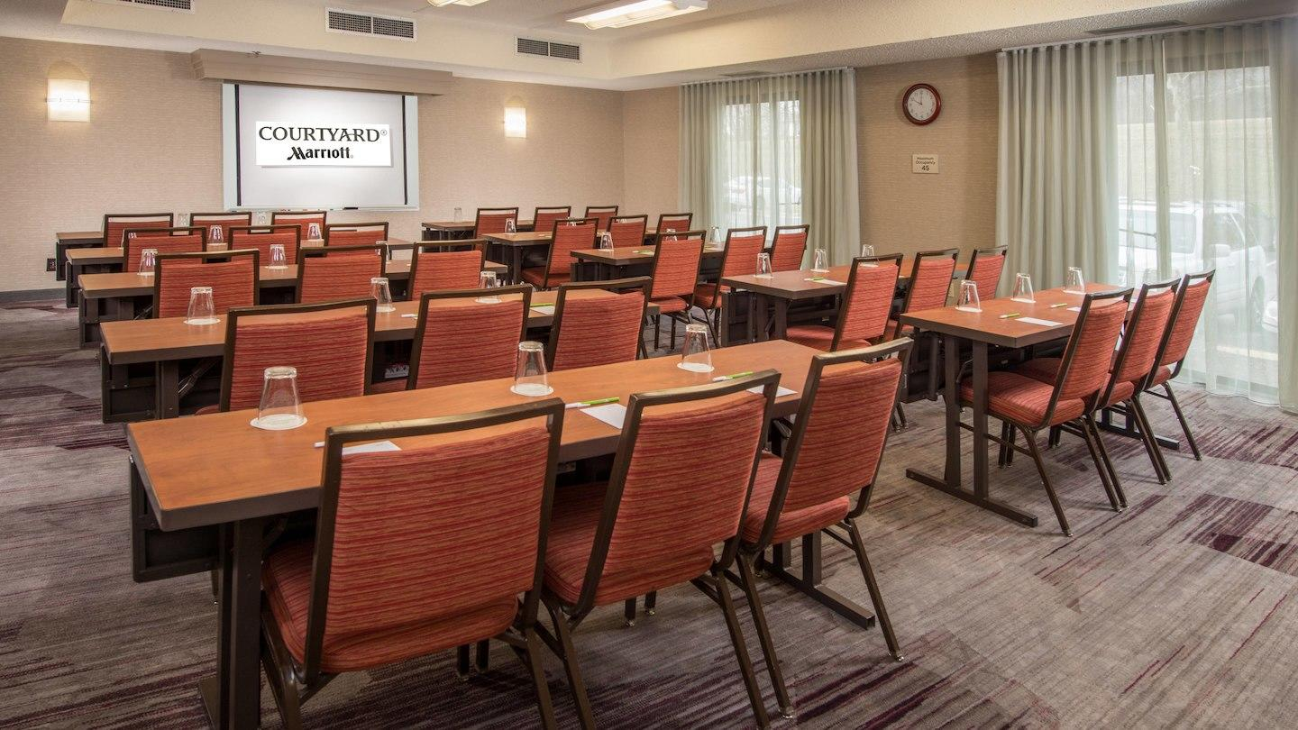 Courtyard by Marriott Baltimore BWI Airport image 11