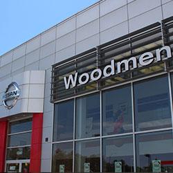 Elegant Woodmen Nissan