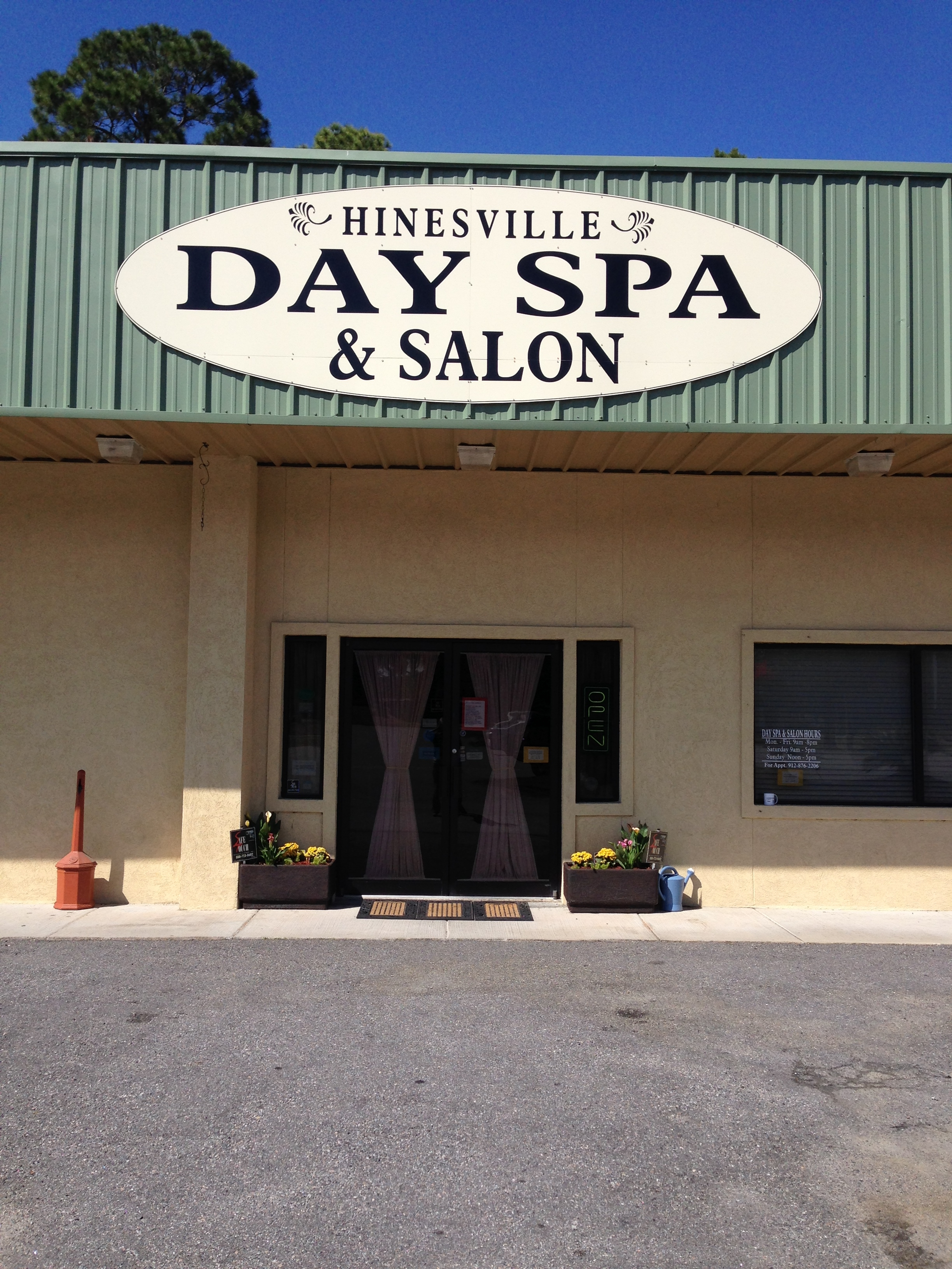 The Hinesville Day Spa And Salon