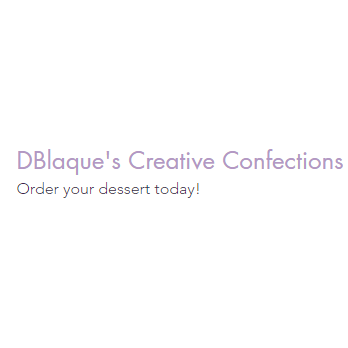 DBlaque's Creative Confections