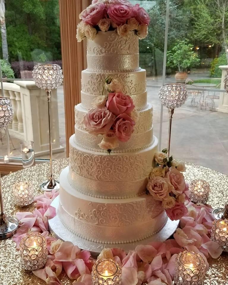 Wedding Cakes by Tammy Allen image 33