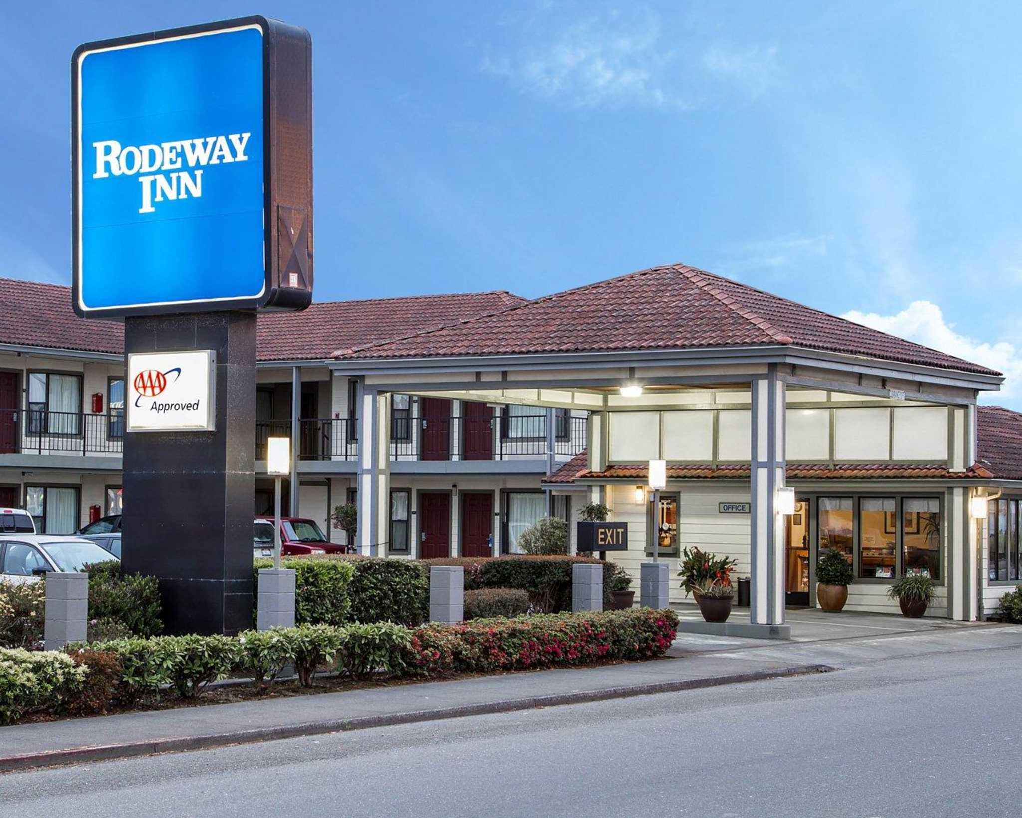 Motels In Eureka Ca
