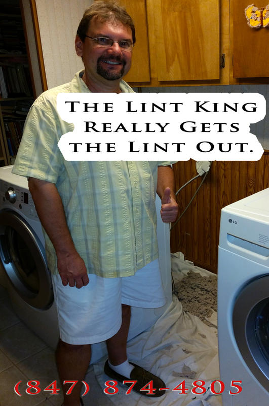 Dryer Vent Cleaning Experts at The Lint King, Inc. from $89.