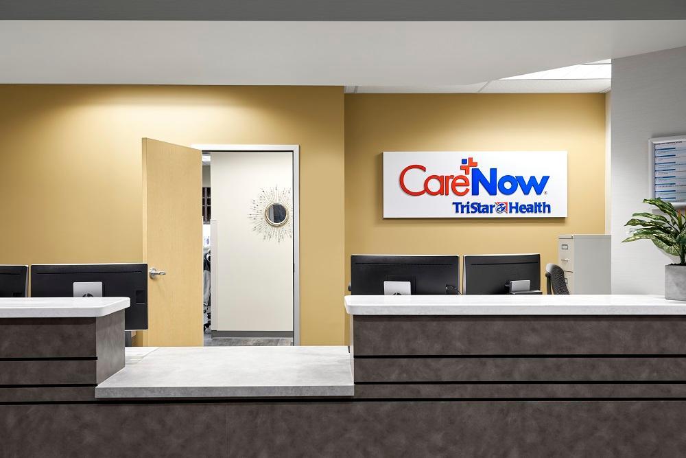 CareNow Urgent Care - Murfreesboro Medical Center Parkway image 3