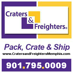 Craters & Freighters Memphis