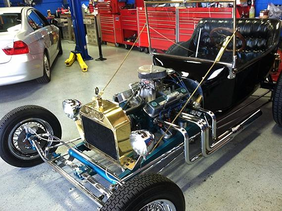 Wayne & Son's Automotive Repair LLC image 0