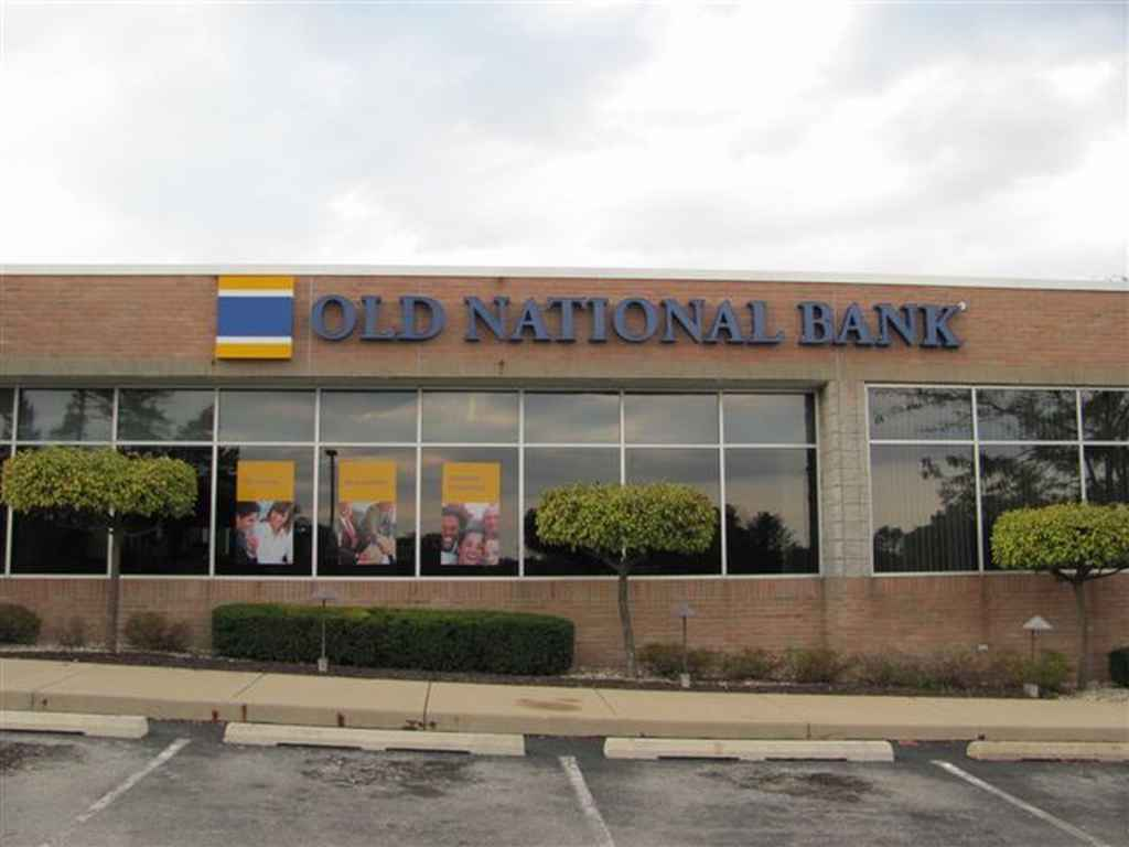 Old National Bank - ad image