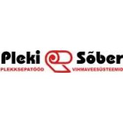 Plekisober OÜ logo