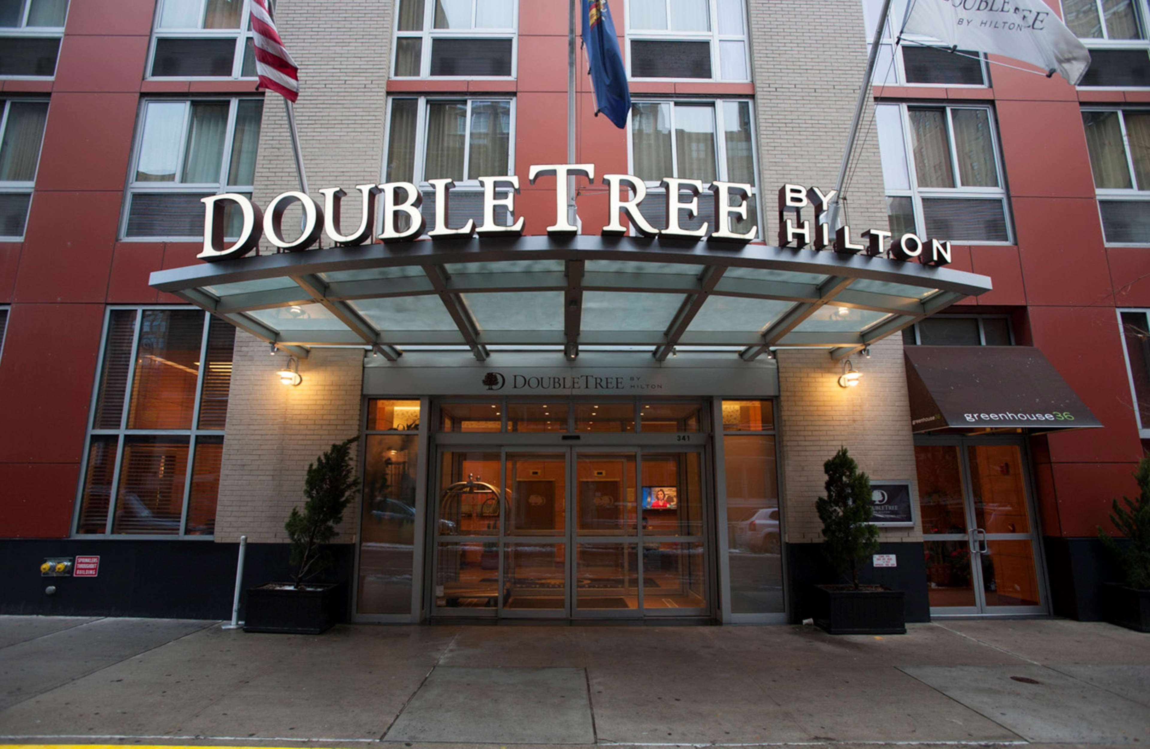 DoubleTree by Hilton Hotel New York - Times Square South image 0