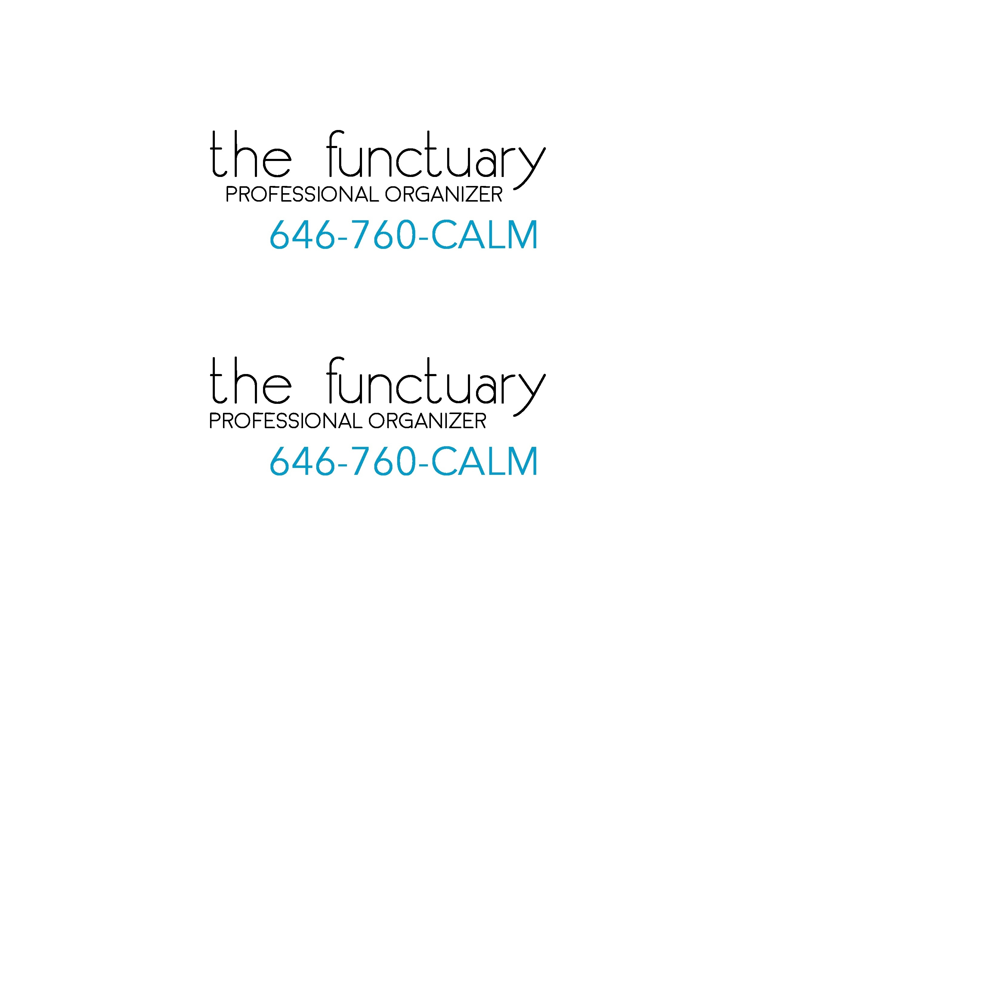 The Functuary - ad image
