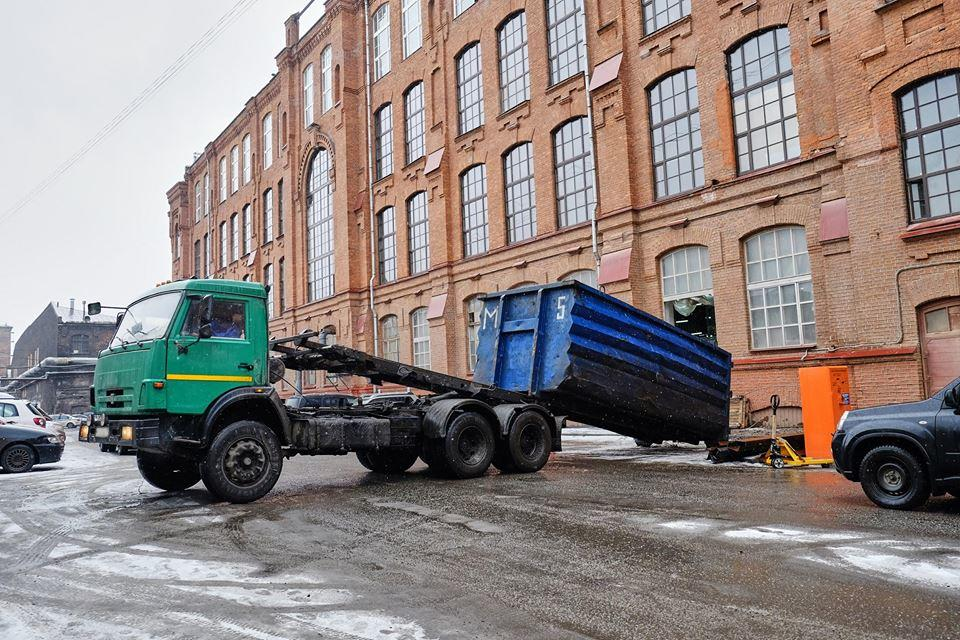 WRS Dumpster Rental image 2