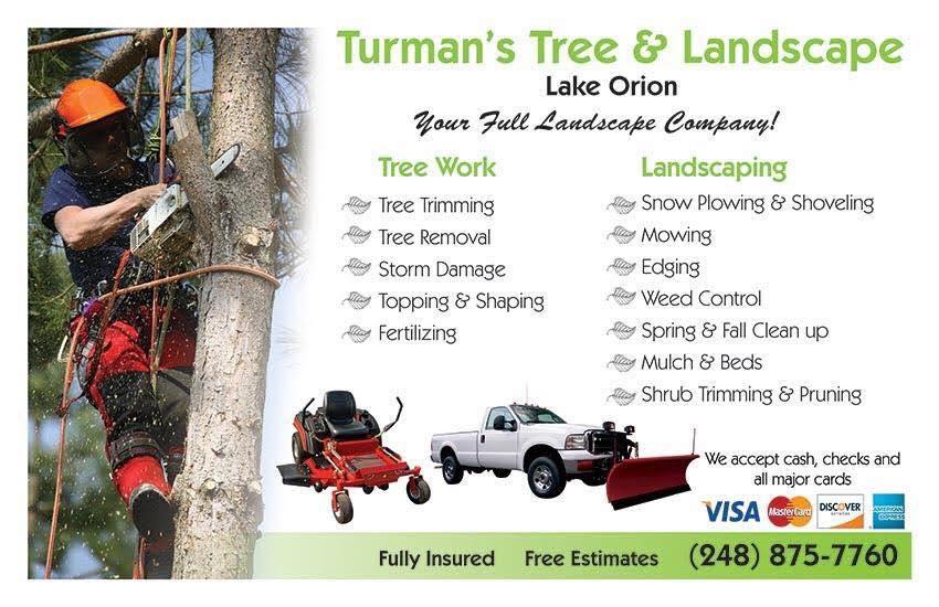 Turman's Tree & Landscape