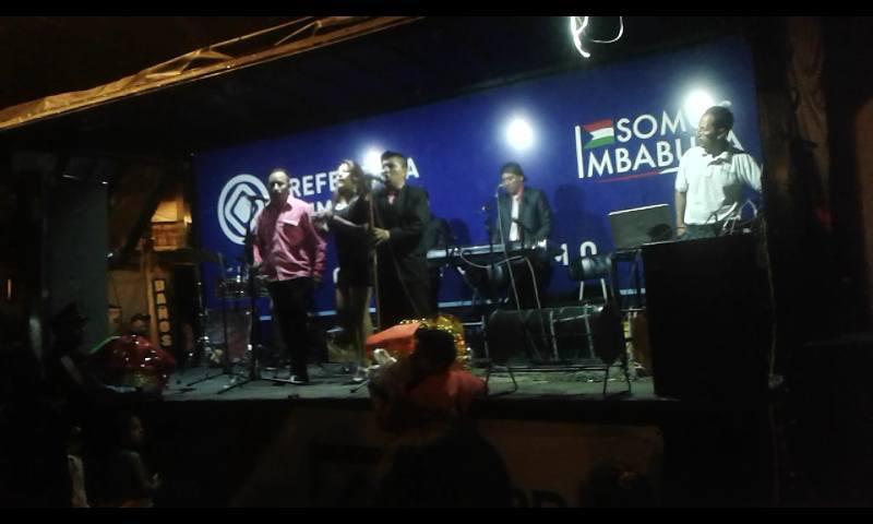 Sensación Rumbera del Ecuador