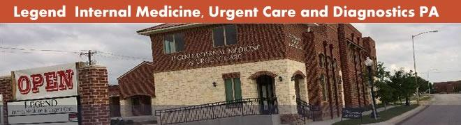 Legend Internal Medicine Urgent Care & Diagnostics PA image 0