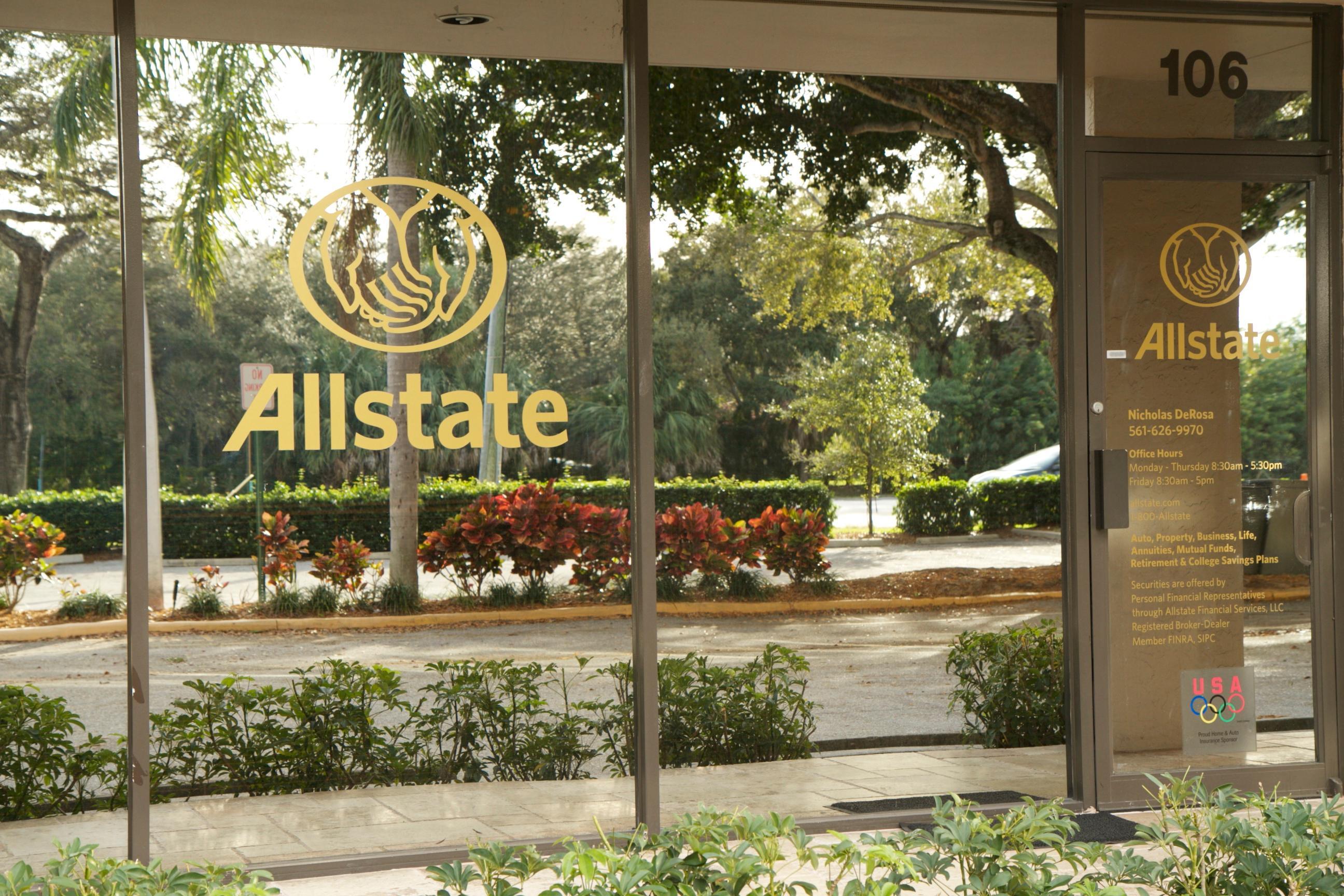 Nicholas DeRosa: Allstate Insurance image 3
