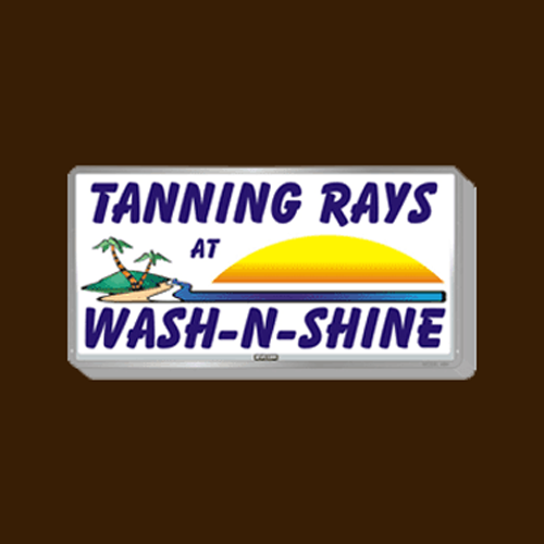 Tanning Rays at Wash-N-Shine