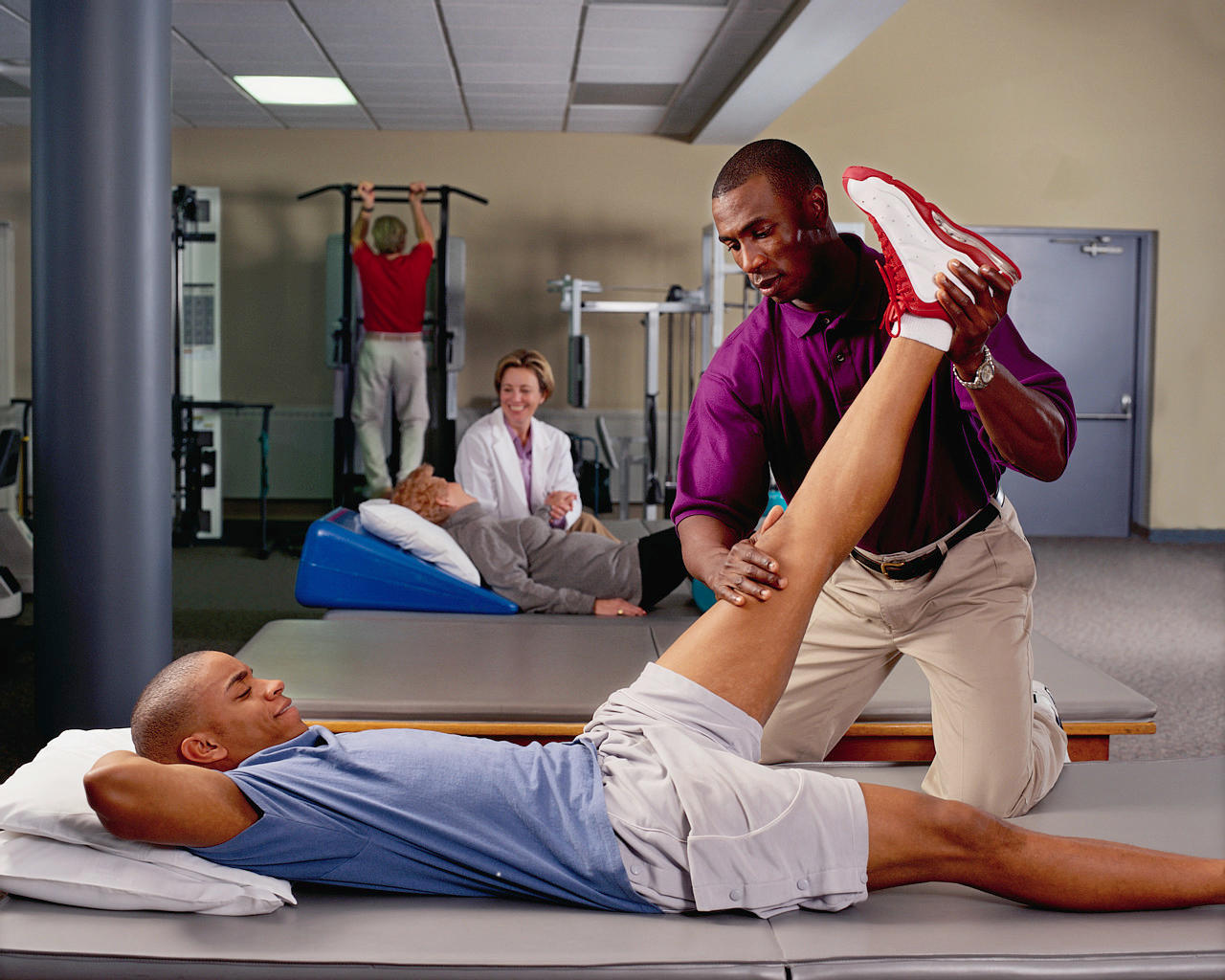 LifeBridge Health Physical Therapy image 5
