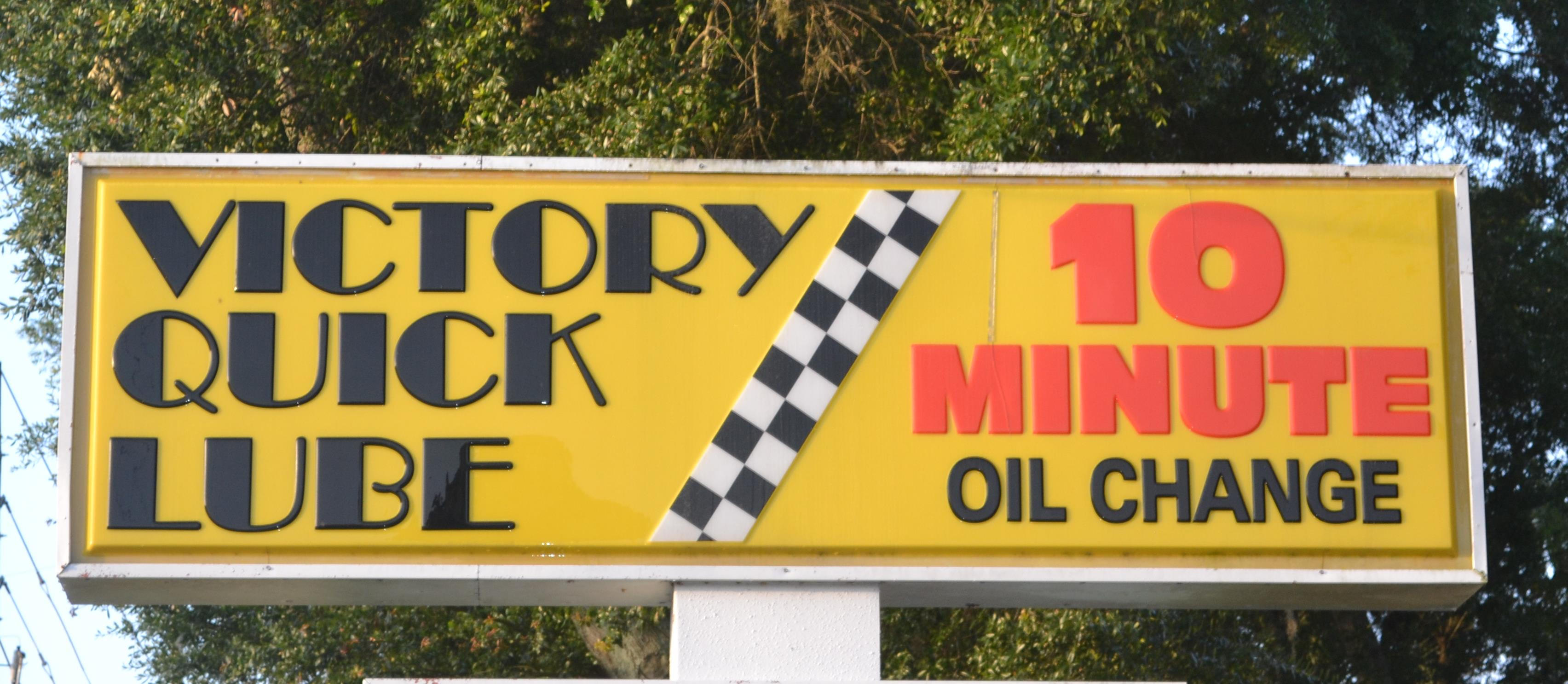 Victory Quick Lube Inc