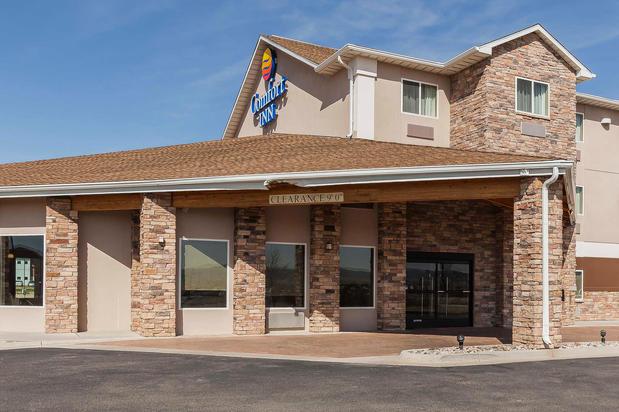 Comfort Inn In Laramie Wy 82070 Citysearch