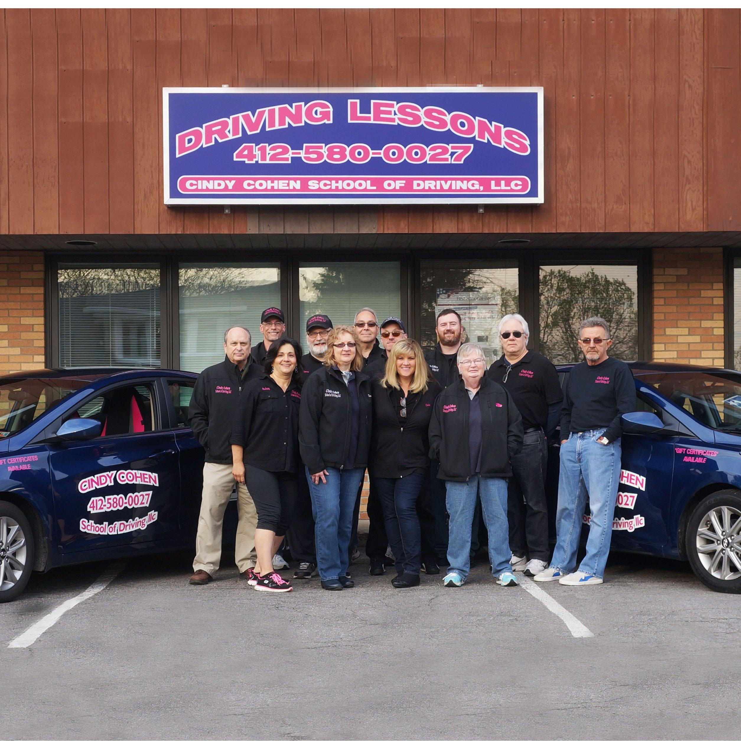 image of the Cindy Cohen School of Driving