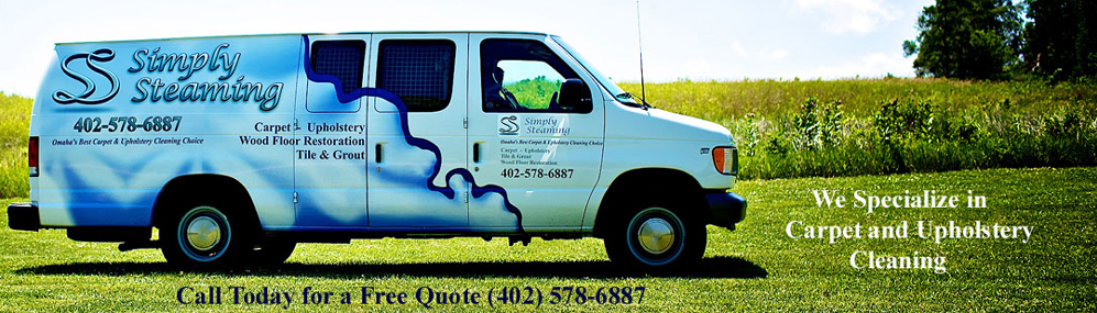Simply Steaming - ad image