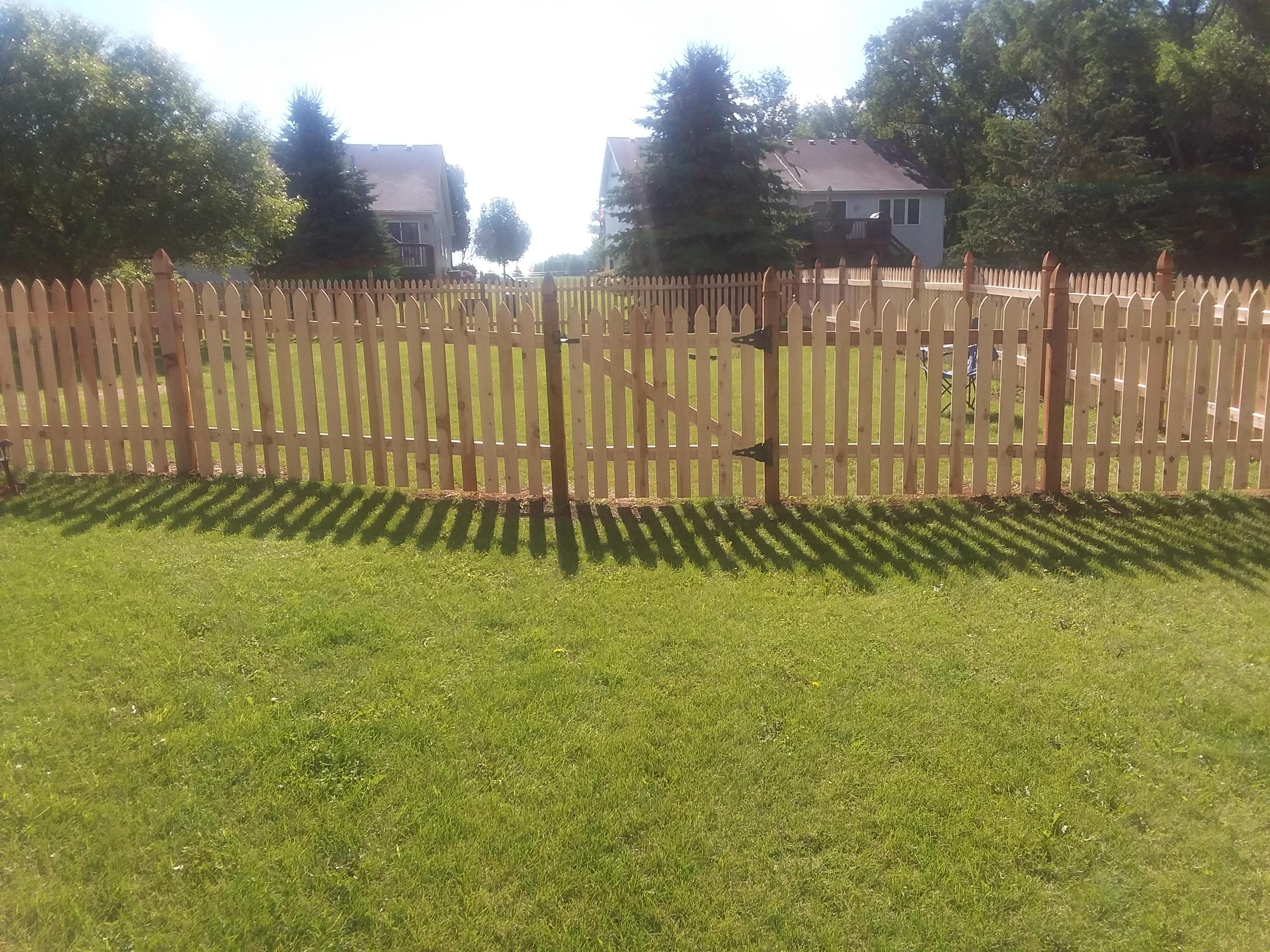 Ideal Fence of Madison Ltd in Cottage Grove, WI, photo #17