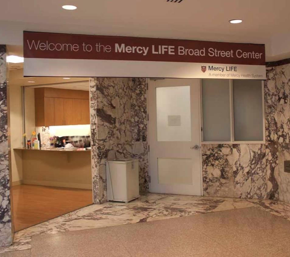 Mercy LIFE Broad Street