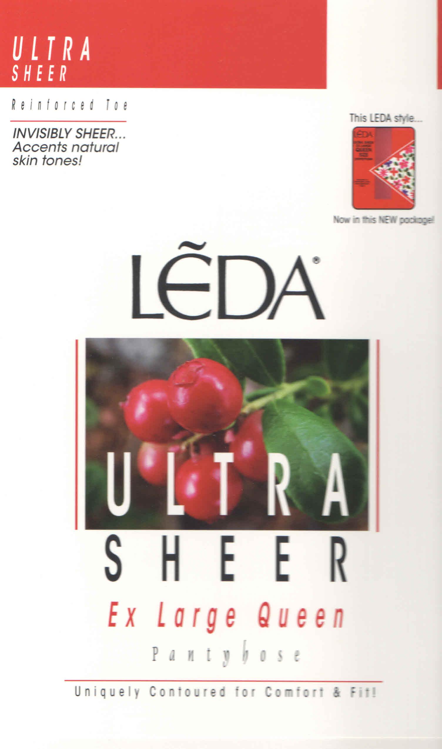 Leda XL Queen Size 3X-4X