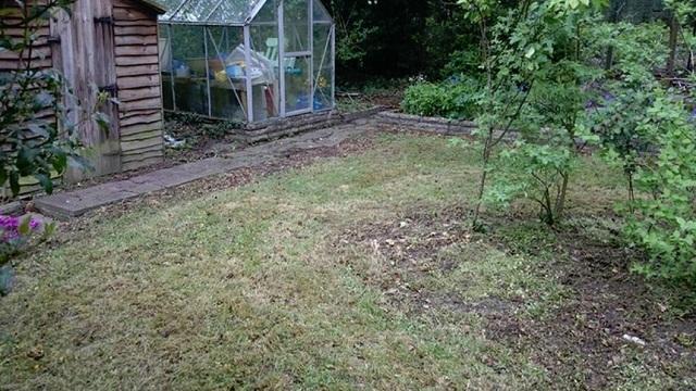 Landscape Gardening High Wycombe : Derek s gardening services landscape contractors in high