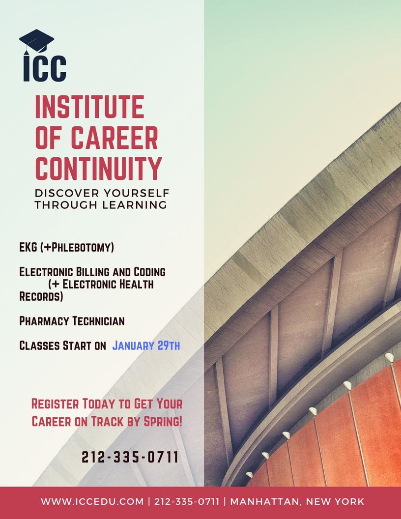 Institute of Career Continuity image 4